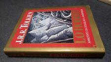 Tolkien - Lo Hobbit Annotato - PRIMA Edizione CDE Club Degli Editori 1992