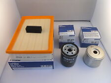 Ford Escort 1.8 Diesel Service Kit Oil Air Fuel Filter 1994-On OPT2 *OE MAHLE*