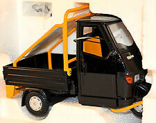 PIAGGIO APE 50 CROSS COUNTRY DIVERTIMENTO 2006-16 NERO 1:18 ITALERI