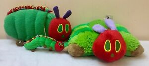 The Very Hungry Catterpillar Pillow Pet Dream Lite, Zoobies Soft Book & Soft Toy