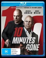10 Minutes Gone : NEW Blu-Ray