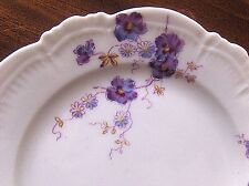 """12 Antiquarian china porcelain plates RUSSIAN IMPERIAL """"FABRIK GARDNER """" MOSCOW"""