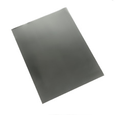 "Ultraperm 80 Metal Shielding Sheet 8"" x 5.3"" MuMetal Mu Metal Sheet Audio Shield"