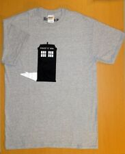 Doctor Who Tardis T Shirt - Official BBC - Comic Con 2012 - New in Pack - Medium