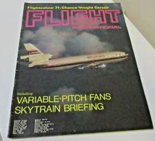 Flight International magazine ~ 19 April 1973
