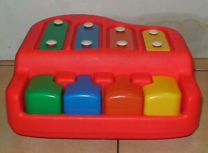 Tap a Tune Piano Xylophone Instrument Non Electric Toddler Toy