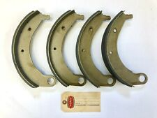 "1935 1936 1937 DeSoto Brake Shoes Fresh Stock 10"" x 2"" Replacements, As Original"