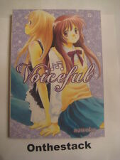 MANGA:  Voiceful by Nawako (Paperback, 2007) In new condition!