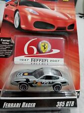 Hot Wheels Ferrari racer 2007 365 GTB