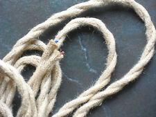 5 M di corda di iuta di cui 2 Core Di Luce Flex Filo Corda Ciondolo Lampada a sospensione soffitto