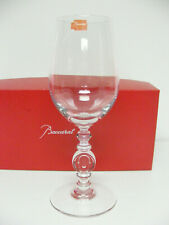 "Baccarat Marcel Wanders Woods of Euphoria 8 1/2"" Riesling Wine Glass Goblet"