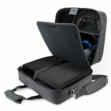 Playstation 4 Case Bag Storage Pro PS4 Adjustable Travel Easy Carrying PS3 New