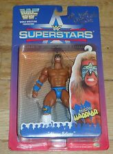 1996 WWF WWE Jakks Ultimate Warrior Series 2 Wrestling Figure MIP WCW NWA