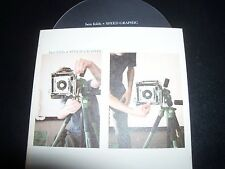 Ben Folds Speed Graphic US 5 Track Card Sleeve CD EP Single