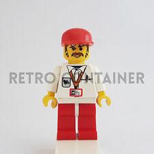 LEGO Minifigures - 1x cc4058 - Cameraman - Studios Omino Minifig Set 4058