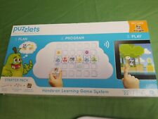 Puzzlets Starter Pack, Learning Game System, Beginners Programming, Bluetooth