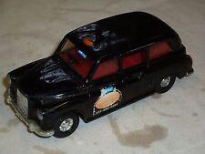 corgi toys London Austin  taxi (  black cab ) in Play worn Condition.