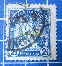 Cinderella/Local Stamp - Germany Mercur HANNOVER Private Post 1841