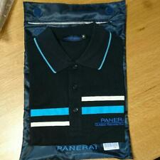 PANERAI VIP Novelty Short Sleeve Polo Shirt M with Case Made in ITALY