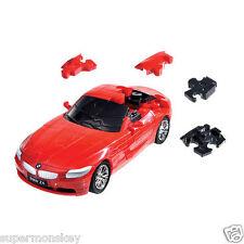 PUZZLE FUN 3D CAR BMW Z4 ( RED ) HW57080
