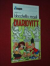 DIARIO VITT  1962-63  ( DI MAGAZZINO )  -  ED. AVE