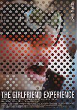 The Girlfriend Experience - Original Japanese Chirashi Mini Poster - Sasha Grey