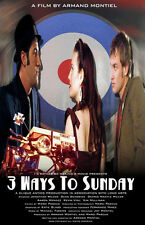 Indie Film THREE WAYS TO SUNDAY DVD Independent movie