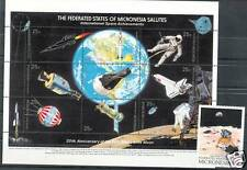 SPAZIO - MOONLANDING 20th ANN. MICRONESIA 1989