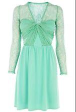 BNWT 🌸COAST🌸Size 10 Serene Lace Weddings Party Holiday Day dress ( 38 EU ) New