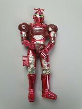 Mighty Morphin Power Rangers RED Battle Borg Toy Figure Bandai 1996