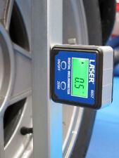 LASER 6657 Trakrite Inclinomètre digital (et jauge de carrossage entre autres)