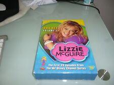 Lizzie McGuire.box set.Volume 1.22 Episodes..dvd..Post next day