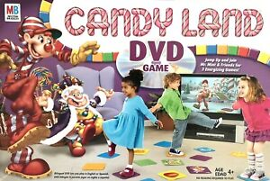 Candy Land DVD Game Replacement Pieces / Parts - Disc Mats Individual You Pick