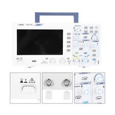 OWON SDS1102 Oscilloscopio Digitale 2-Channel 100MHZ 1GS/s Oscilloscopio EU Plug