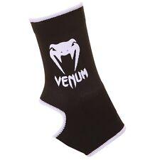 Venum Kontact Ankle Guard, black. Knöchelbandagen. Muay Thai. Kickboxen, MMA, K1