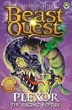 Plexor the Raging Reptile: Series 15 Book 3 (Beast Quest) by Blade, Adam Book