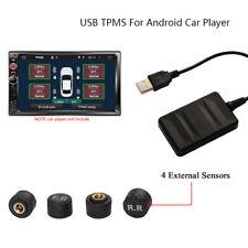 USB TPMS MONITORE PRESSIONE PNEUMATICI PER NAVIGAZIONE ANDROID A4N8