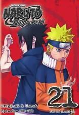 Naruto: Shippuden - Box Set 21 (DVD, 2016, 2-Disc Set)