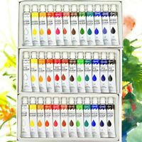 NEW! Designer Watercolour, Gouache, Oil or Acrylic PAINT TUBES SET Painting