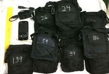 GE Shock & Waterproof DV1 Digital HD Video Camera 1080P Adapter & Case Lot of 10