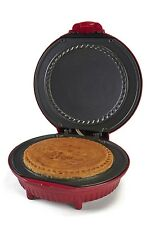 Giani Rojo Grande Pie Maker