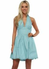 Summer/Beach Halter Neck Dresses Mini
