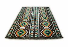 135x200 CM Oriental Rug, Kelim , Carpet, Rug, Runner, Damaskunst S 1-4-73 A