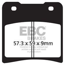 FIT SUZUKI GV 1400 GDG/GCG/GDH/GDJ/GCH Ca 86>88 EBC Sintered Pad Set Rear