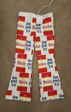 WINSTON Fancy Pants Ladies Women MEDIUM 9-11 Tobacco BELL BOTTOMS NEW IN PACKAGE