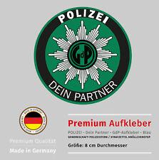 Aufkleber Der Deutschen Polizei Ab 1945 Günstig Kaufen Ebay