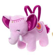 NWT Gymboree SPICE MARKET Elephant Plush Purse Purple Bag Toy Girls