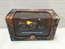 New Ray 1:32 Diecast Moto INDIAN SCOUT BOARD TRACK RACER ( 1940 ) MIB