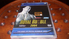WWE - The Best Of Royal Rumble 2004 Editoriale Dvd ..... Nuovo