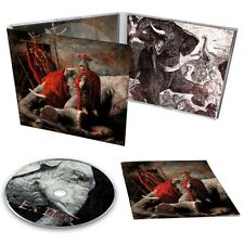 EX DEO THE IMMORTAL WARS  AUTOGRAPHED limited edition digi pack cd